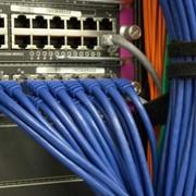 Производим проектирование, монтаж и поддержку локальных сетей любой сложности. фото