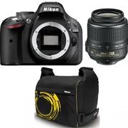 Фотоаппарат Nikon D5200 Kit 18-55VR чехол фото