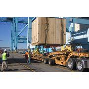Инспекция грузов при разгрузке Навои Навоийская область фото
