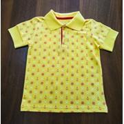Рубашка детская - пике фото