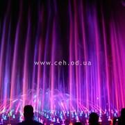 Светомузыкальный фонтан WFLM_002 фото