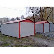 Ремонт-реставрация-модернизация металлических гаражей фото
