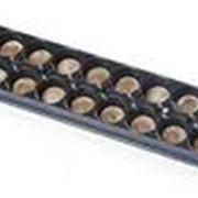 Торфяные таблетки Jiffy 33 мм (в кассете 25 шт) фото