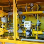 Монтаж систем газопотребления и газораспределения. фото
