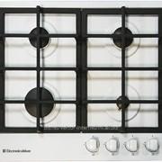 Плита - панель газовая с металлической плоскостью готовки De Luxe TG4 750231F (024) фото
