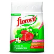 """Удобрение """"Флоровит"""" для клубники и земляники гранулированное фото"""