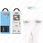 Внутриканальные наушники JIAYU Fashion Headphone JY-353 White (Белый) фото