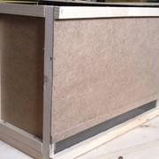 Ящик для пчелопакетов на 6 рамок (арголит) фото