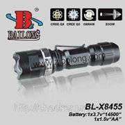 Фонарик BL - x8455 Bailon фото
