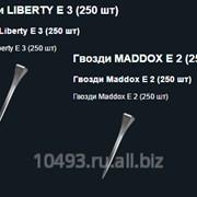 Гвозди Liberty, Maddox, в коробке 250 шт фото