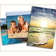 Печать фотографий на глянцевой бумаги фото