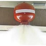 Поставка оборудования для автоматического пожаротушения. фото