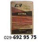 Цемент М500 д-0 EXTRA (CEM I 42,5 R) 25 кг. Литва
