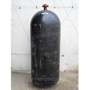 Баллон метановый FABER 95л. фото