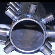 Изготовление шипов для ошиповки поверхностей нагрева фото