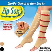 Компрессионные гольфы Зип Сокс (Zip Sox) фото