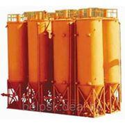 Склады цемента СБ-33Г, СБ-33Г-01, СБ-33Г-02, СБ-33Г-03 фото