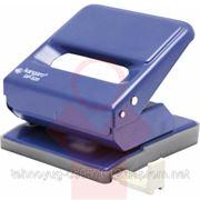 Дырокол с ограничителем Kangaro 25 листов синий DP-520. (25151) фото