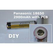 Panasonic 18650 2900mah фото