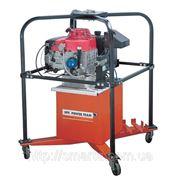 Насосы с бензоприводом СЕРИИ PG120-PG400. 2,1- 6,4 л/мин 1,49 - 5,5 л.с. Насосы максимальной мощности. фото