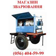 Агрегат сварочный АДД-4002 2-х постовой фото