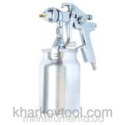Краскопульт пневматический HVLP Intertool PT-0212