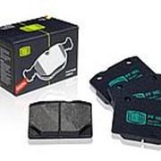 Колодки тормозные дисковые передние для автомобилей ВАЗ 2101-2107 TRIALLI фото