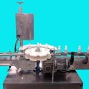 Роторная укупорочная машина УКМП-1 фото