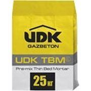 Клей UDK для газобетона фото