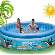Надувной бассейн Intex Easy Set для детей 366х76 фото