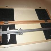Штангенциркуль разметочный с твердосплавными губками ШЦ-II-250 0, 05 фото