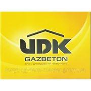 Газобетон UDK SB 400x200x600 фото