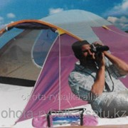 Палатка двухслойная 200 х 200 см фото