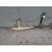 Иньектирование в бетон - смолы фото