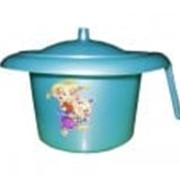 Горшок детский туалетный с крышкой фото