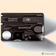 Карта SwissCard Lite Black Victorinox 0.7333.Т3 фото