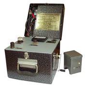 Аппарат проверки изоляции взрывозащищённого электрооборудования и кабелей фото
