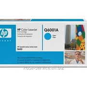 Заправка картриджа Q6001A(Cayn) фото