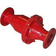 Огнепреградитель насадочный гранулированный (ОНГК ОНГР) фото