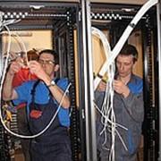 Монтаж и проектирование локальных сетей и СКС фото