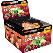 Диетическое высокобелковое печенье (20% белка) PureProtein фото