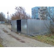 Производство гаражей фото