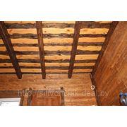 Оформление интерьера (потолок) фото