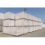 Блоки из ячеистого бетона производства ОАО «ЗАБУДОВА» (Беларусь) фото