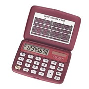 Калькуляторы карманные Citizen, Brilliant фото