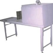 Термотуннель для вакуумной упаковки продукции, Камеры и туннели термоусадочные фото
