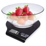 Весы кухонные SATURN ST-KS7803 Black фото