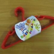Комплект детской вешалки (10 шт) фото