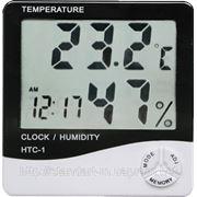 Цифровой термогигрометр HTC-1, цифровий гігрометр HTC 1, влагомер воздуха нтс1 фото