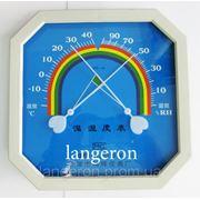 Термометр гигрометр измеритель влажности большой 19см фото